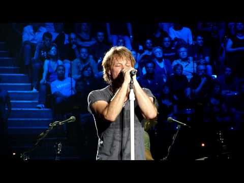 Bon Jovi - Let it Rock Paris 2010