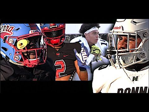🔥🌴  Double Overtime THRILLER !! Narbonne v Serra - Cali HSFB - UTR Highlight Mix 2018