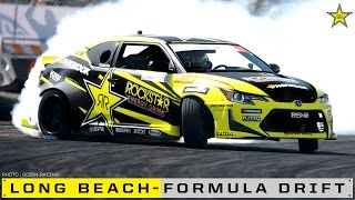 Fredric Aasbø Wins Formula Drift Long Beach