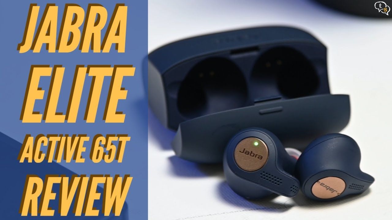 Jabra Elite Active 65t Review India Water Resistant Truly Wireless Earbuds Youtube