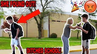 SKIPPING SCHOOL ON MY BIRTHDAY! *CAUGHT*