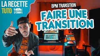 FAIRE UNE TRANSITION SUR ABLETON !  EDIT DEEJAY