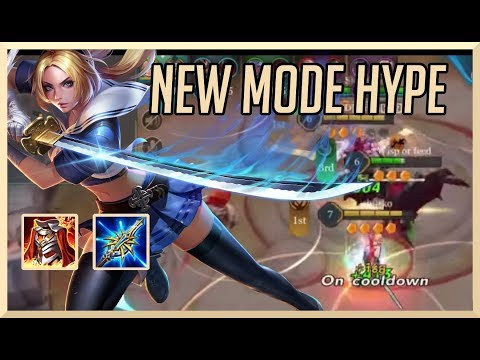 FACE REVEAL + NEW DEATHMATCH GAMEMODE BUTTERFLY OP!   ARENA OF VALOR BUTTERFLY GAMEPLAY