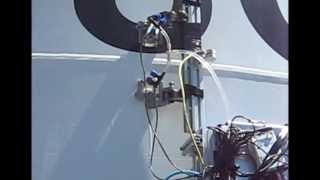 Phased Array Ultrasonic Testing / TOFD on wind turbine welds