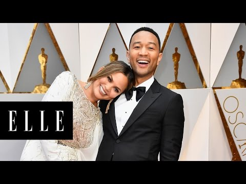 The Cutest Couples From the 2017 Oscars | ELLE