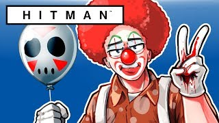 Hitman - World of Assassination Ep. 18! (THE CLOWN HAS ARRIVED!) Corky Commotion!