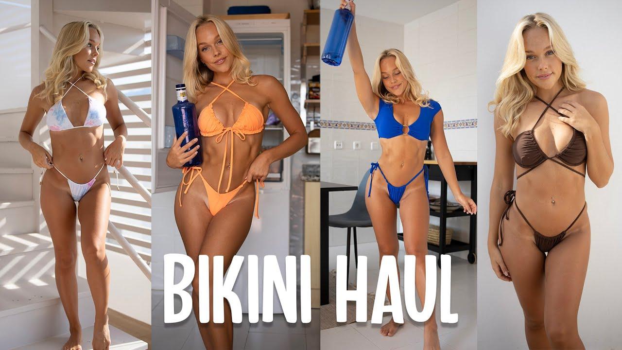 Fashion Nova Bikini Try On Haul