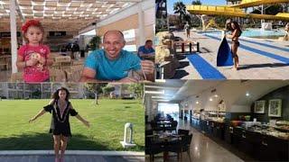 Влог Отдых в Египте ЗАВТРАК ОБЕД Покоряем взрослый аквапарк Отель ROYAL ALBATROS MODERNA