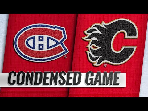 11/15/18 Condensed Game: Canadiens @ Flames