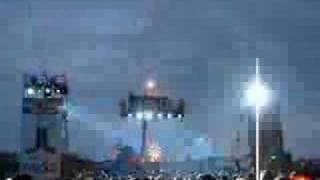 The Bloody Beetroots (The Whip - Muzzle No.1, The BB Remix) live @ Full Moon dj Festival 2008
