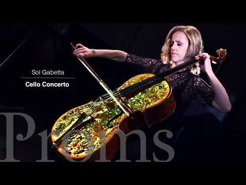 Sol Gabetta performs Elgar's Cello Concerto in E minor - BBC Proms