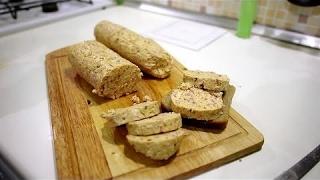 Куриные колбаски (паштет)