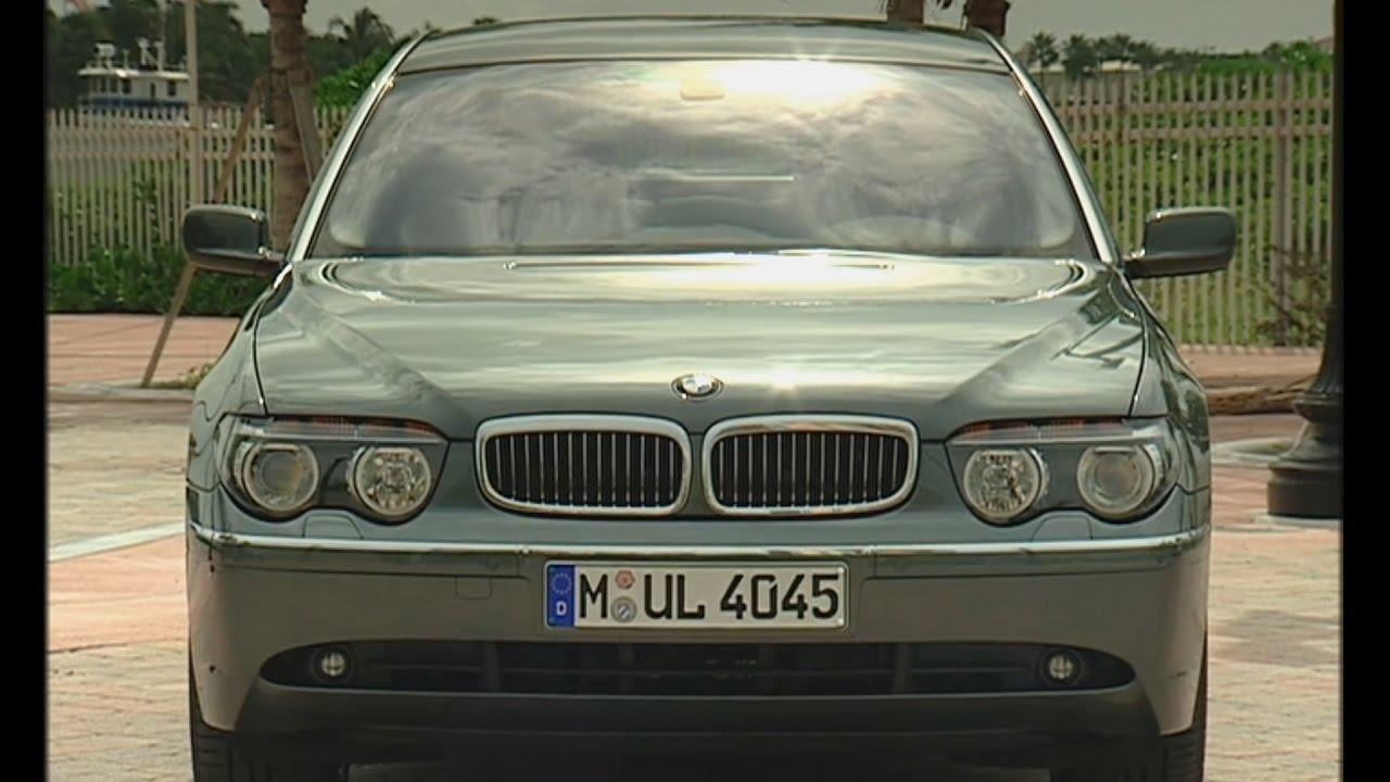 2003 BMW 760Li (E66 7 Series) - YouTube