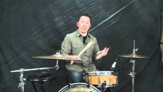 Drum Lesson: Matched Grip Vs. Traditional Grip