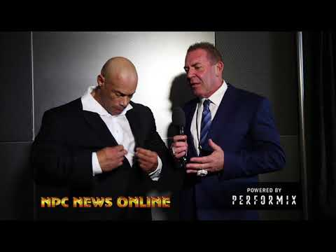 IFBB Pro Kevin Levrone Talks About Competing In The 2018 Arnold Classic Australia
