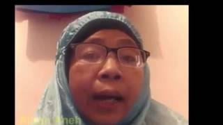 wah pro ahok full ibu blak blakan cela sby dan dukung ahok juga ustadz yang tidak sara