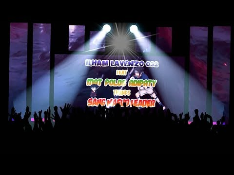 DJ WURRY Party ILham Lavenzo 032 Ft Mat Polos Adipaty Live The Warehouse Surabaya Getar