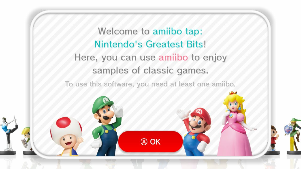 How to Download and Use amiibo Tap!