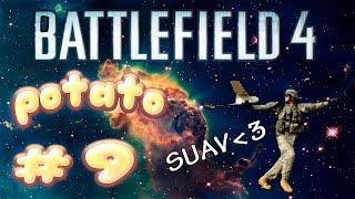 Battlefield 4: Potato Moments #9 - Suav Hunting