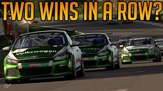 Gran Turismo Sport: Can I Win Two Races in a Row?