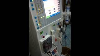 Dialysis Video Of A Dog @ Parel Animal Hospital, Mumbai