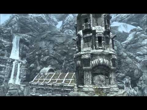 Skyrim trailer w/ song lyrics