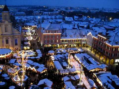 Ludwigsburg Weihnachtsmarkt.Barock Weihnachtsmarkt Ludwigsburg Von Oben