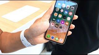 搞机零距离:iPhone X极速上手 高配一万块取消home键