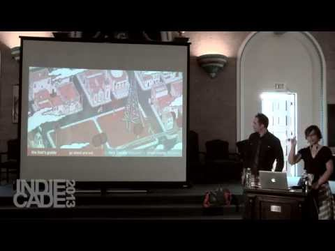 IndieCade 2013 - The Fool's Guide to Immersive Narrative Adventure