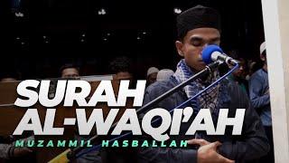 Download lagu Emotional AL-WAQI'AH by Muzammil Hasballah