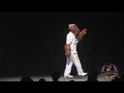 Admiral Ackbar at Friday Night Costume Contest (Dragon Con 2012)