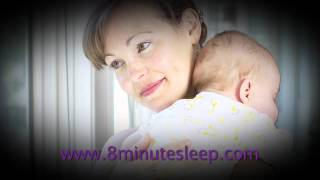 Babies Sleep Great with White Noise