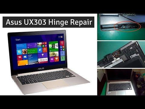 Asus UX303 Hinge Repair - How to fix it