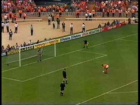 Scunthorpe United's 1992 Playoff Final Penalty Shootout