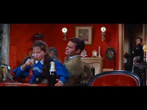 Ceux qui on inventèrent le champagne Gigi 1958