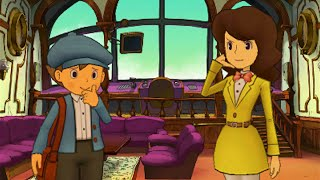 Professor Layton and the Azran Legacy ~ Episodes (1/3)