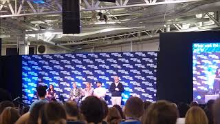 H&VFF London - Arrow Villains: Katie Cassidy on playing a hero, to then playing a villain (May 27th)