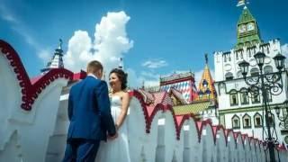 Свадебная фотосессия   Измаиловский Кремль