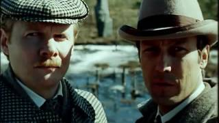 Приключения Шерлока Холмса и доктора Ватсона - Собака Баскервилей (нарезка)