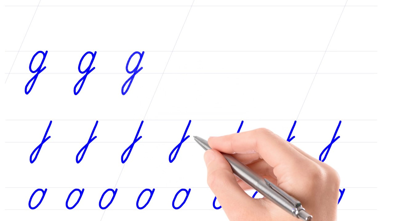 Как научиться красиво писать