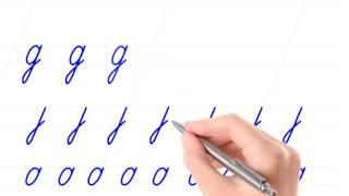 Пишем красиво. Буква Д.(Как научиться красиво писать рукописный текст? Только тренировкой. Красивый почерк можно получить только..., 2016-11-06T03:30:26.000Z)