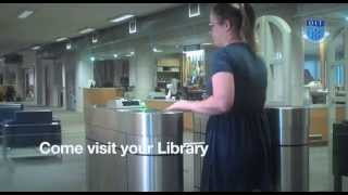 Welcome to DIT library services