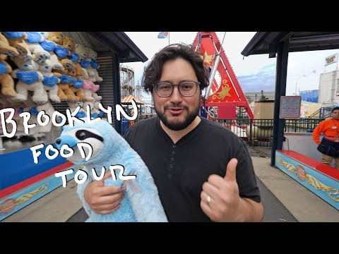 NYC Food Tour with Lou from Beme