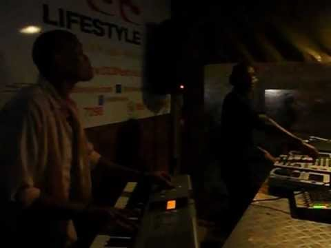 Njebster_Sole & Griffith Malo (Brewed Souls) Live @ 033Lifestyle