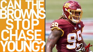 WILL THE BROWNS BE ABLE TO STOP CHASE YOUNG? (QnA)