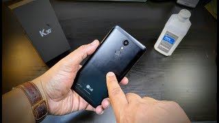 LG K30 First Look Unboxing  Get your favorite Wipe !