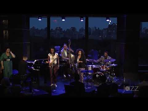 Lakecia Benjamin Plays John Coltranes Alabama/Love Supreme