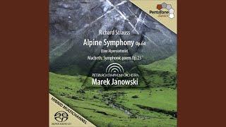 Eine Alpensinfonie, Op. 64, TrV 233: Nacht (1) (Live)