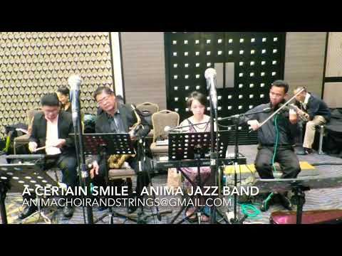 A Certain Smile (instrumental cover) by Anima Jazz Quartet