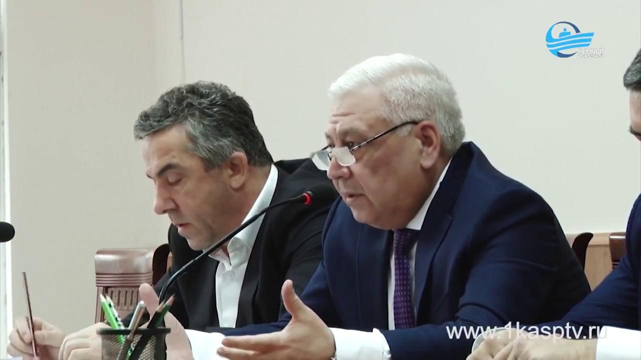 Бизнес сообщества Махачкалы и Каспийска объединились в ассоциацию БИСОМ